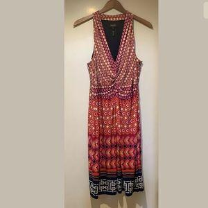 LAUNDRY by Shelli Segal LA Sleeveless Dress Sz 12